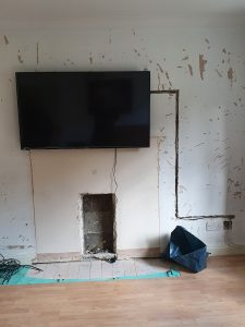 tv wall mout
